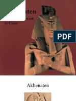 Akhenaten Egyptian Museum in Cairo