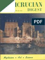 Rosicrucian Digest, October 1947