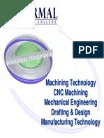 Machine Shop and Engineering Presentation