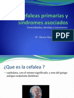 Cefaleas y Dolores Asociados