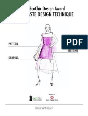 Learn Zero Waste Eng Pdf Clothing Fashion Beauty