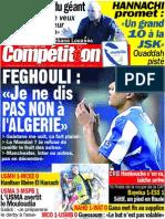 Edition du 04 octobre 2009