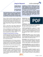 Cc421d009-1.0 Cloud Computing for Research Briefing Paper