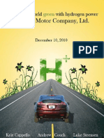 Final Report-Hydrogen Fuel Cell Vehicle--F10