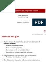 Packaging Tutorial.es