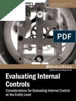 Entity-Level Control Questionnaire
