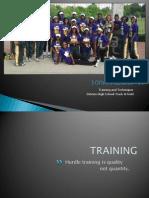 100m Hurdles 2012 - DeSoto High School