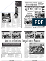 Versión impresa del periódico El mexiquense 7 febrero 2014