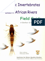 Aquatic Invertebrates of South African Rivers Field Guide English