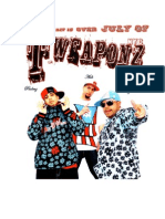T-Weaponz Promo Pic