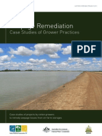 Seepage Remediation Case Studies