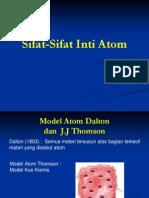 Sifat Inti Atom-1
