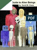 A Visual Guide to Alien Beings BOOTLEG EDITION - WatchZEITGEISTnow