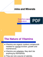 Vitamins and Minerals 09 v 2