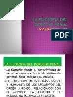 La Filosofia Del Derecho Penal 2011-12-10