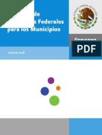 Catálogo de programas federales