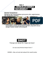 Shot, Angle, Camera Movement