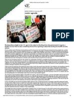 Shutting Out the Progressive Agenda _ Frontline