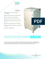 Reverse Osmosis Equipment-TK Series-Web