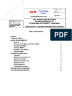 PROJECT STANDARDS and SPECIFICATIONS Offshore Piping and Instrumentation Diagrams Rev01