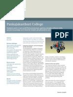 Siemens PLM Pankajakasthuri College Cs Z7