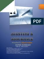 Fast Track Revision for Audit