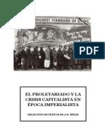 Proletariado Crisis
