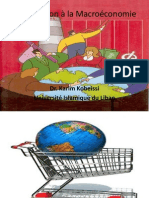 Introduction à la Macroéconomie Ch 7