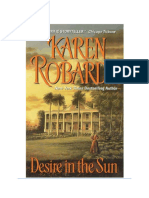 Karen Robards - Desire in the Sun