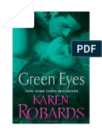 Karen Robards - Green Eyes
