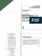 Livro Do Professor - Volume 08