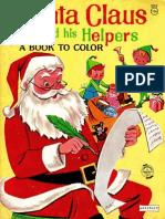 Carte.de.Colorat Santa.claus.and.His.helpers
