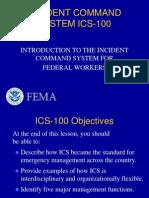 ICS100