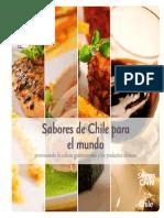 Sabores de Chile Para El Mundo