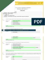 Act 4 Lección evaluativa Unidad 1 INTRODUCCION A LA PROBLEMATICA Y ESTUDIO DEL AMBIENTE