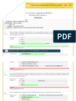 Act 4. Lección evaluativa Unidad 1 INTRODUCCION A LA PROBLEMATICA Y ESTUDIO DEL AMBIENTE