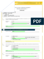 Act 8. Lección evaluativa Unidad 2 INTRODUCCION A LA PROBLEMATICA Y ESTUDIO DEL AMBIENTE