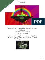 †∆  Moringa King™ PlottPalmTrees.Com † Written by Eric Geoffrey Leonard Plott ∆