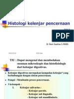 Histologi kelenjar pencernaan