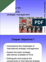 International Strategic Management3640(1)