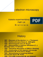 Scanning Electron Microscopy-bio