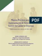 Implementacion Sistemas Gestion Calidad Empresas