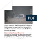 Banjir Karangan Bhan Rangsangan