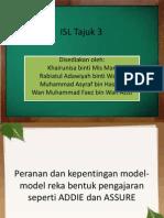 ISL Tajuk 3