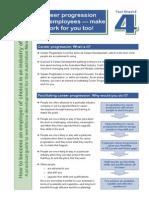 Fact Sheet Career Progression