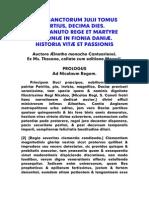 Canutus Magnum Rex Danorum et Daciae
