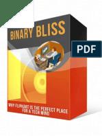 01b Binary Bliss