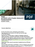 TMO54093 - eUTRAN LA5.0 Radio Network Planning Fundamentals