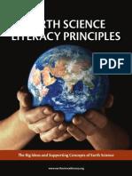 Literacia Ciências da Terra