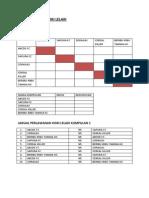 Jadual Pertandingan Hoki